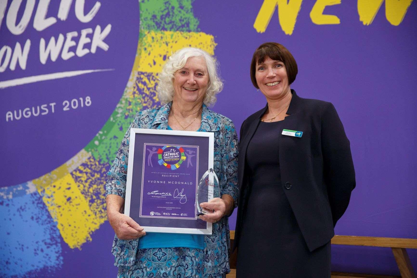 Awards | Catholic Education Week