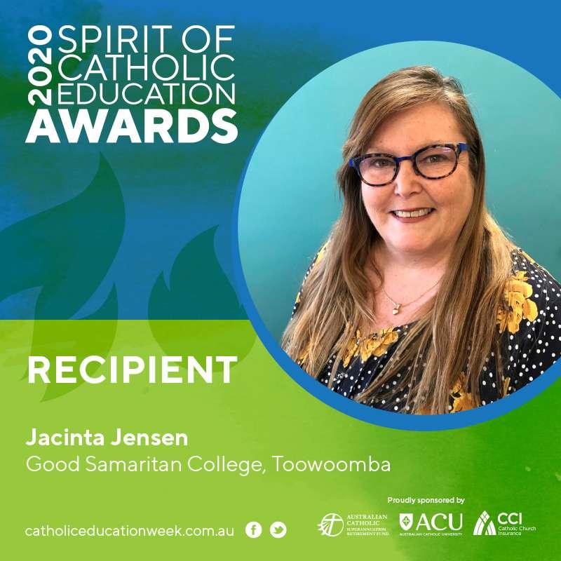 Jacinta Jensen