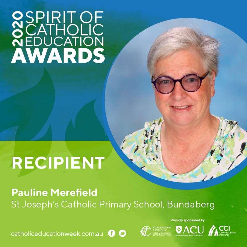 Pauline Merefield