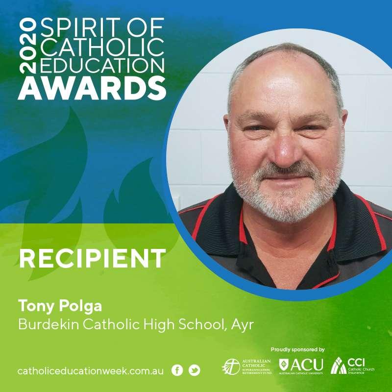 Tony Polga