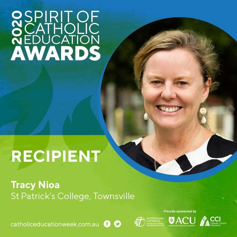 Tracy Nioa